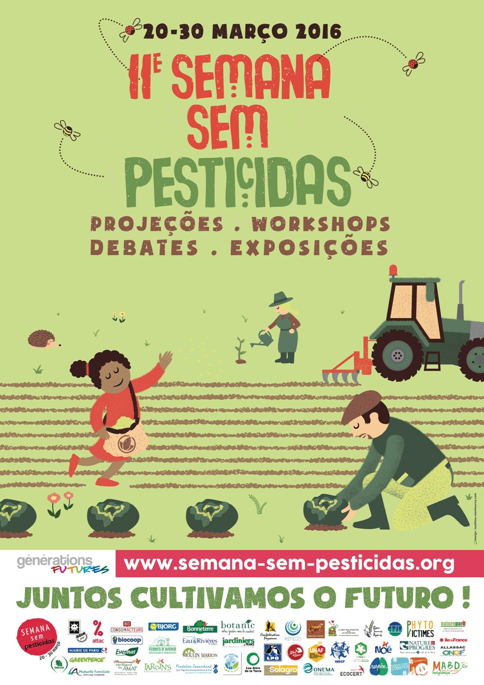 Semana sem Pesticidas