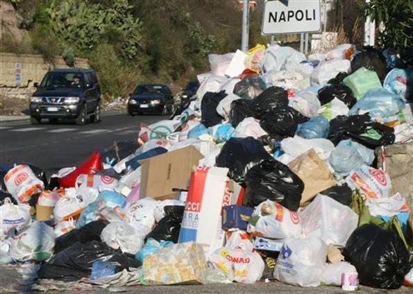 lixo italia