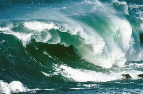 mar ondas