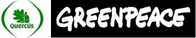 logo Quercus greenpeace