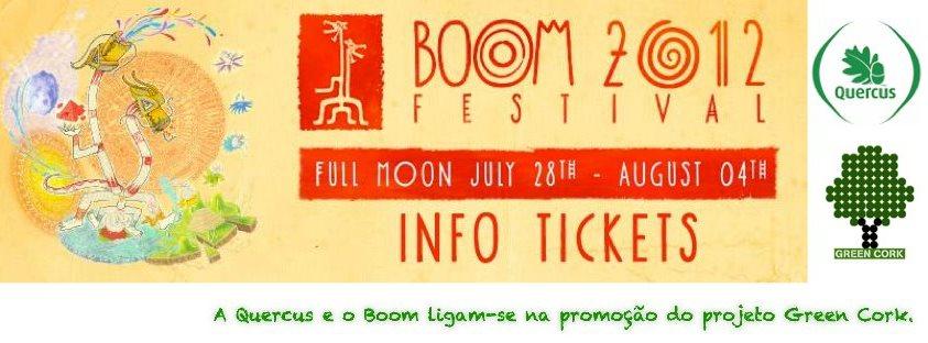 banner Boom Festival Quercus