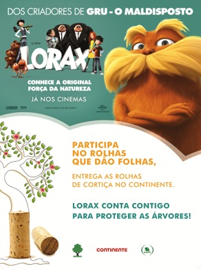 cartaz lorax