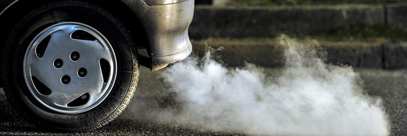 poluicao carros