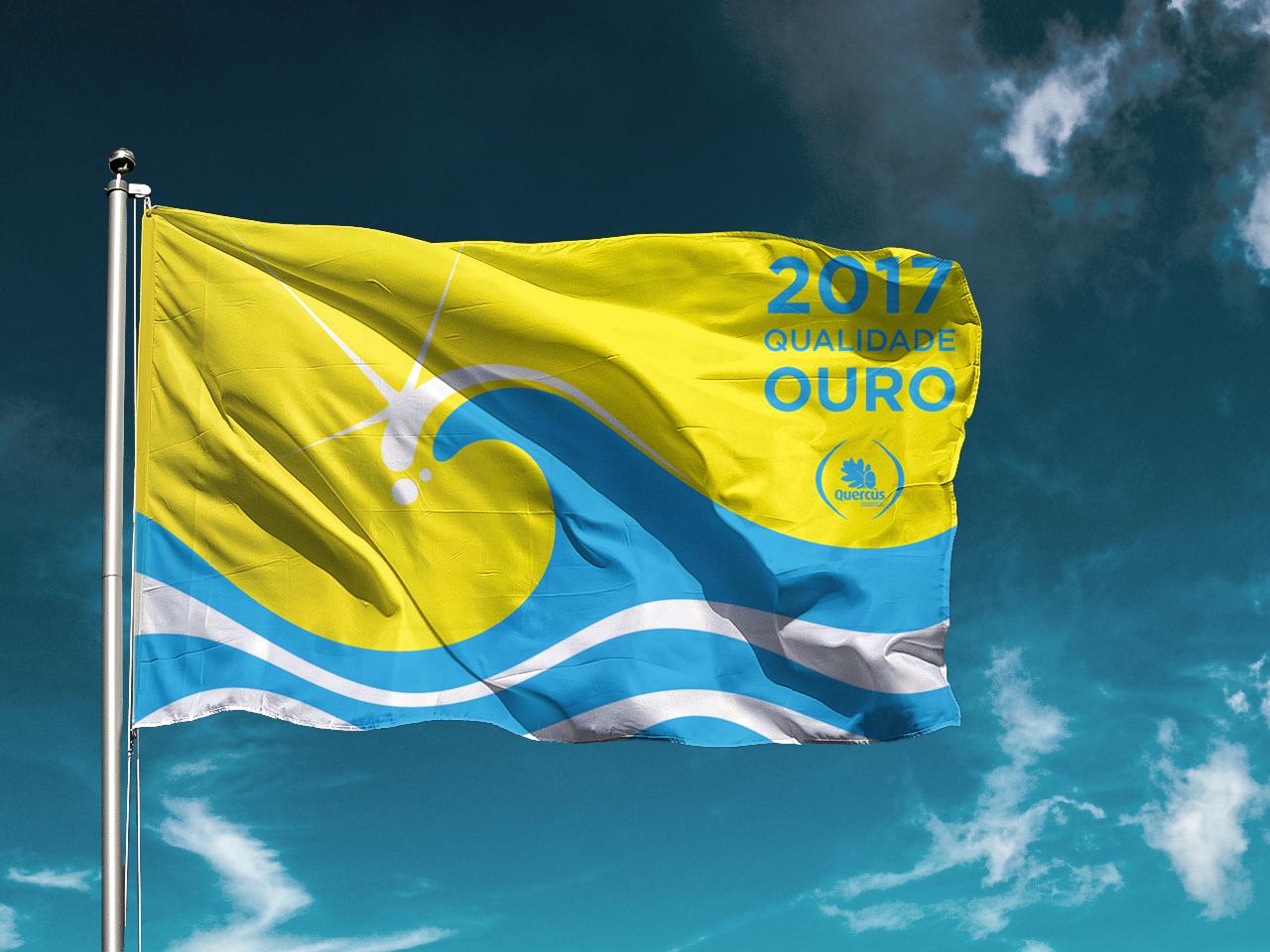 bandeira ouro quercus 2017