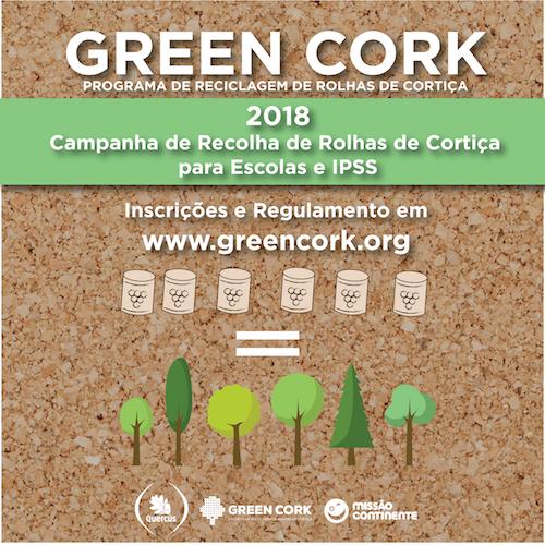 cartaz greencork escolas 2018